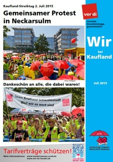 Kaufland Aktionstag Juli 2015