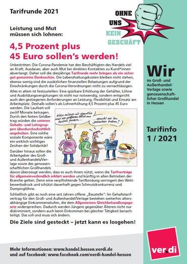 Tarifinfo GAH Hessen 2021-01