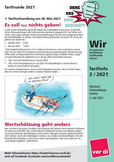 Tarifinfo genoGH Hessen 2021-02