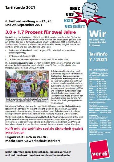 Tarifinfo EH Hessen 2021-08